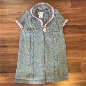 Little Ladd Short Sleeve Sweater